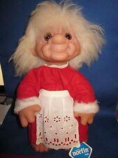 Norfin Troll Doll Style #7003 Grandma Claus