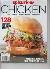 epicurious Chicken 2017 Fried, Roasted, Grilled, Braised, Slow Cooker. Recipes