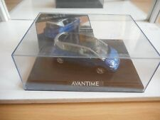 Norev Renault Avantime in Blue on 1:43 in Box