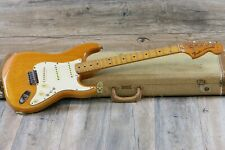 Vintage and Clean! Fender Stratocaster 1975 Natural