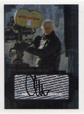 X-Files I Want To Believe Chris Carter Autograph Creater/Director auto IWTB