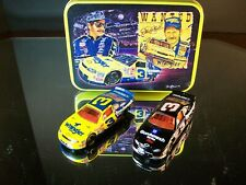 Dale Earnhardt #3 GM Goodwrench Wrangler Jeans 1999 Chevrolet 2 Car Set W/Tin