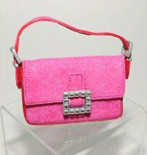 Just The Right Shoe Style Raine Miniature Purse Handbag Pink