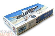 AIRFIX 02024-2 Flugzeug-Bausatz Mig. 21 1:72 OVP