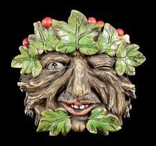 esprit de la forêt relief Mural - wurzelbeere - FANTASIE des arbres Greenman