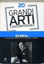 GRANDI ARTI CONTEMPORANEE#STORIA DAI GRANDI IMPERI GUERRA FREDDA # Panorama N.20