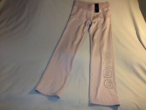 NWT BCBG SIZE S PANTS TAN BROWN BLING MSRP $160