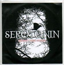 (AL859) Serotonin, Siempre Y Para Siempre - DJ CD