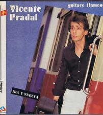 LP GUITAR FLAMENCA VICENTE PRADAL IDA Y VUELTA