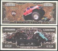 Lot Of 100 Bills - New Monster Truck Million Dollar