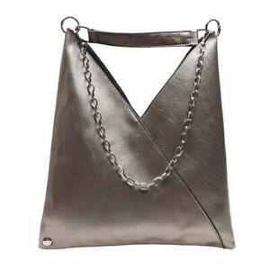 Women Handbags PU Leather Hobos Totes Crossbody Versatile Large Capacity Rivet