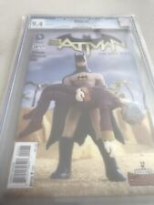 Batman # 29, New 52, Robot Chicken variant, CGC 9.4
