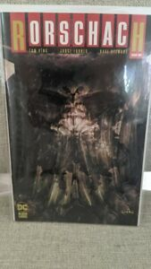 Rorschach #1 (BTC) Exclusive John Giang Variant Limited to 3,000!