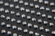 3000 BULK PACK of 5mm SINGLE Self Adhesive DIAMANTE Stick On Rhinestone GEMS