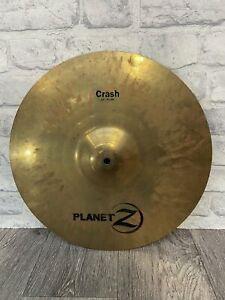 """Zildjian Planet Z 16""""/40cm Crash Cymbal / Drum Accessory / Hardware"""