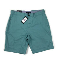 "Tommy Hilfiger Mens Chino Shorts Flex 9"" Mint Green Variety Sizes"