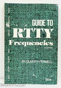 A Guide To RTTY Frequencies by Oliver P. Ferrell 2nd Edition