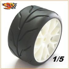 "Gomme Tire SP Racing 1/5 DIABOLIK SPORT ""B"" Hard for Genius FG SP06105"