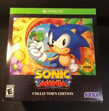 Sonic Mania [ Collector's Edition ] (XBOX ONE) NEW