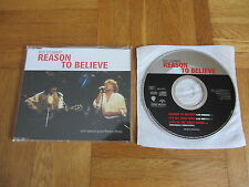 ROD STEWART + RONNIE WOOD Reason To Believe 1993 GERMANY CD single live non lp