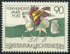 Liechtenstein 1990 SG#1005 Postal Services 500th Anniv MNH #D91399