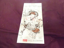 More details for 8 x 4  theatre flyer (card - hand signed - jane asher ,matt horne,norm pace
