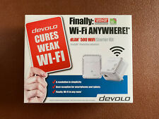 Devolo dLAN 500 Power Line WiFi and Ethernet Starter kit