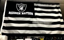 1 RAIDER NATION 3' x 5' BANNER FLAG
