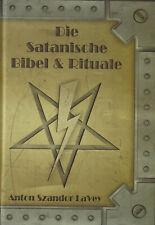 DIE SATANISCHE BIBEL - Anton Szandor LaVey - SECOND SIGHT BOOKS