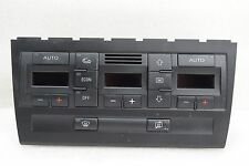Audi A4 S4 B6 B7 A/C Air Climate Control Unit With Seat Heating 8E0820043BL 5PR