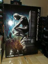 SIDESHOW - Spider Man - Spiderman 3 - Black Suit