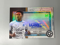 Marley Ake 2020-21 Museum ⚽️ UEFA Champions League /250 Archival Rookie RC Auto