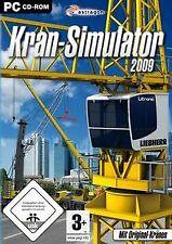Kran-Simulator 2009 von astragon Software GmbH | Game | Zustand gut