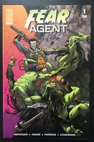 Fear Agent #1 2005 First Printing Original Image Comic Book NM