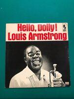 Louis Armstrong Hello Dolly! Vintage Vinyl LP