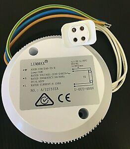 T5 Electronic Ballast 32W LUMMAX® Ø98mm x H35mm