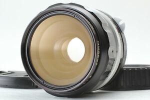 [Near MINT] Nikon Nikkor-O Auto 35mm f/2 Non Ai Wide Angle MF Prime Lens Japan