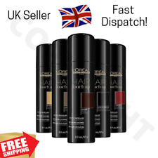 L'Oreal Professional Hair Touch Up Root Concealer Spray 75ml Brown, Mahogany..
