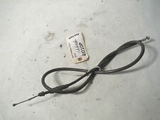 03 Yamaha YZF-R6L OEM Clutch Cable 04 R6
