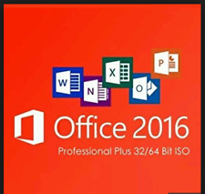 Office 2016 Pro Plus lifetime key + download link for Windows same day