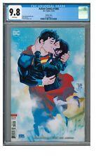Action Comics #1004 (2018) Manapul Variant Cover CGC 9.8 HH105