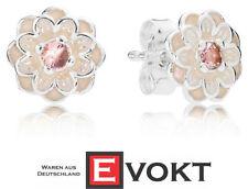 Flowers & Plants Crystal Stud Fashion Earrings