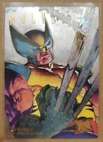 1995 Fleer X-Men Ultra Hunters and Stalkers Trading Card #7 Wolverine