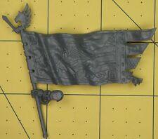 Warhammer 40K Ángeles de marines espaciales oscuro Ravenwing comando banner