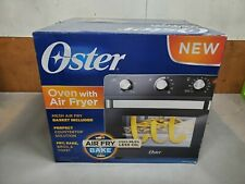 OSTER COUNTERTOP OVEN WITH AIR FRYER *NEW* -(EB4)