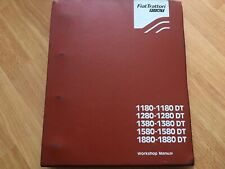 Fiat Trattori 1180-1880 + DT Tractor Factory WorkShop Service Manual OEM