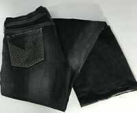 Citizens of Humanity Jerome Distressed Boot Stretch Womens  Jeans Sz 28