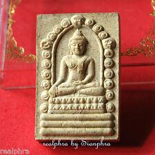 Blessed Jatukam Amulet Phra Buddha Sihing 9 Rop 9 Phithi 108 Pī Than Khun Phan