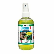 JBL CLEAN T-250 ml - Limpiador de Cristal Paneles Terrario Lagartos Serpientes