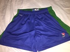 National Pro Fastpitch Texas Charge Practice Shorts Womens XL Boombah